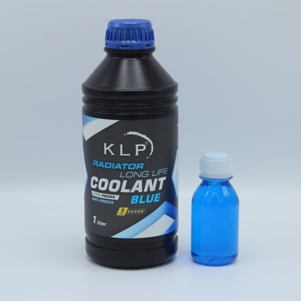 KLP Autoparts | Radiator Long Life Coolant-Blue (1 liter)